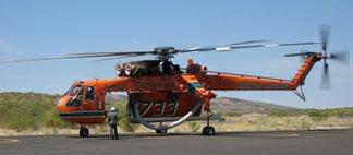 Sikorsky S-64 Skycrane