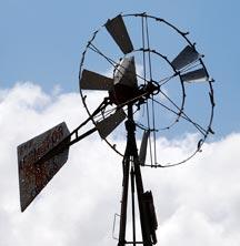 Orofino Windmill