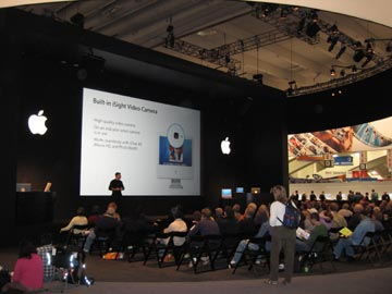 The Apple Booth
