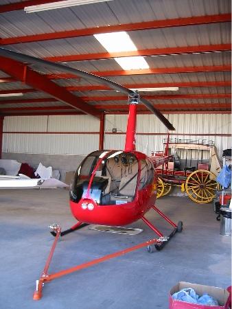 Hangar Clutter