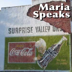 Maria Speaks