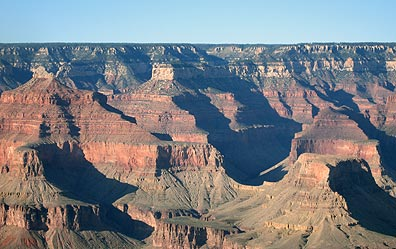 The Grand Canyon is Steps Away