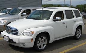 Chevy's PT Cruiser