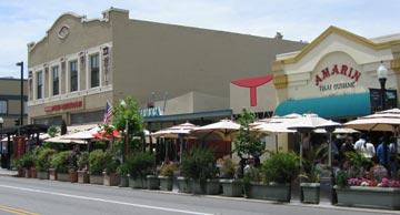 Restaurants in Mountain View