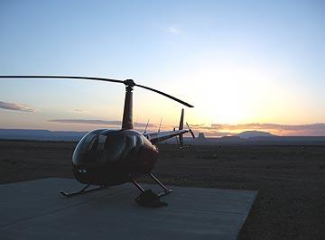 Sunrise over Navajo Mountain