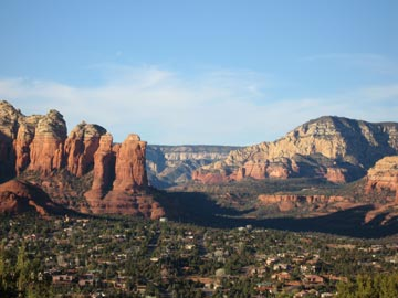 View from Sedona Sky Ranch