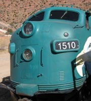 Verde Canyon Engine