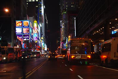 To Times Square