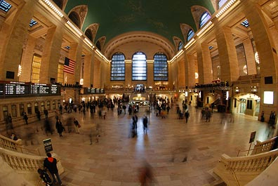 how to get from lga to grand central terminal