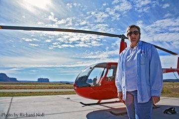 MariaAndHelicopter