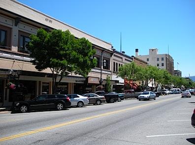 Downtown Wenatchee
