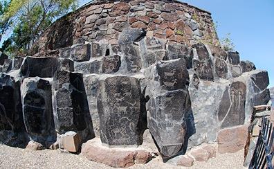 Ginkgo Petroglyphs