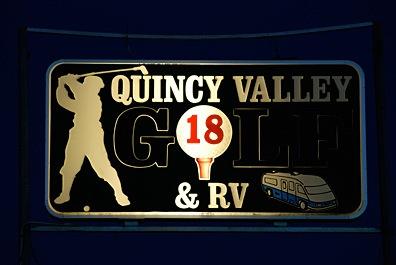 Quincy Valley Golf