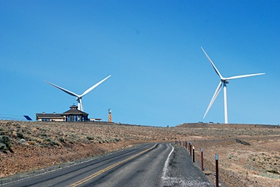 Wild Horse Wind Facility