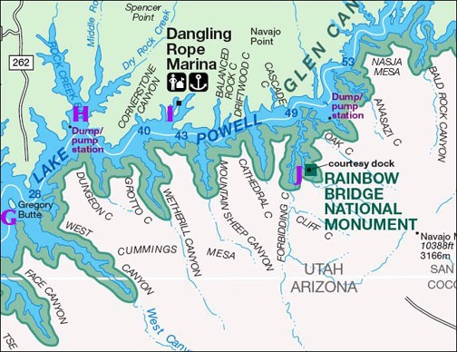 Tips for Flying at Lake Powell Points of Interest An Eclectic Mind