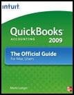 QuickBooks 2009 for Mac Cover