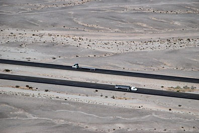 Desert Freeway