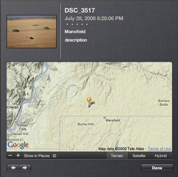 Wheat Harvest Location