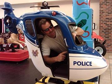 Pilot Greg