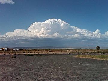 Honkin' Huge Cloud