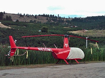 Helicopter LZ