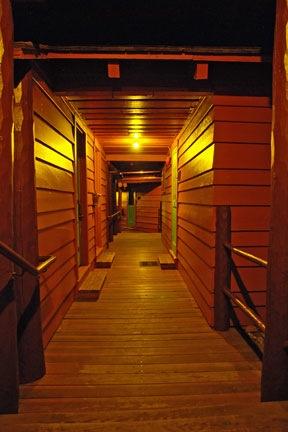 Outdoor Hallway