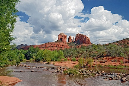 Sedona by Maria Langer