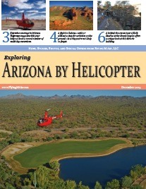 Exploring Arizona by Helicopter