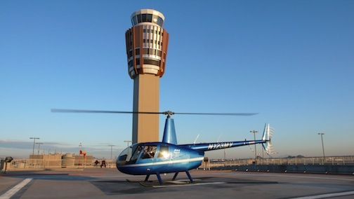 Don't Helicopter at PHX