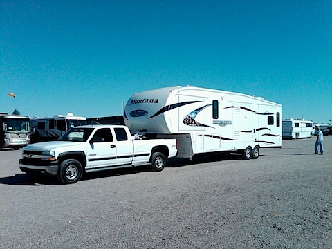 Our New Rig