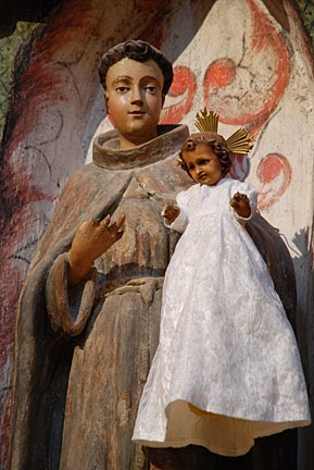 St. Anthony at San Xavier Mission