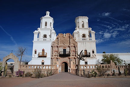 Photo Shoot at San Xavier Mission | An Eclectic Mind