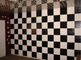 Checkerboard Wall