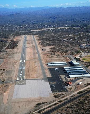 Wickeburg Airport
