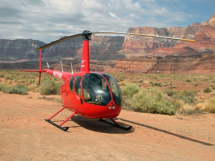 Zero Mike Lima at Marble Canyon