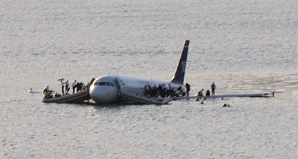 Flight 1549 from Wikipedia