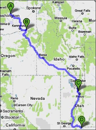 RV Route