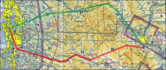 Planned Routes