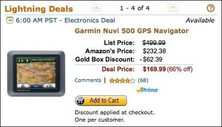 Amazon's Price