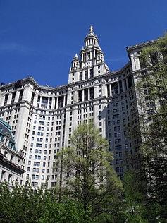 Municipal Building (from Wikipedia)
