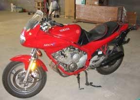 1992 Yamaha Seca II
