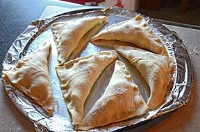 On Pie Pan