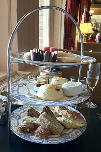 High Tea at the Empress