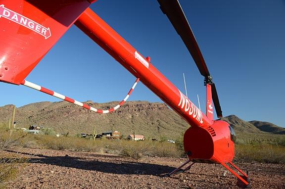 Desert Landing Zone
