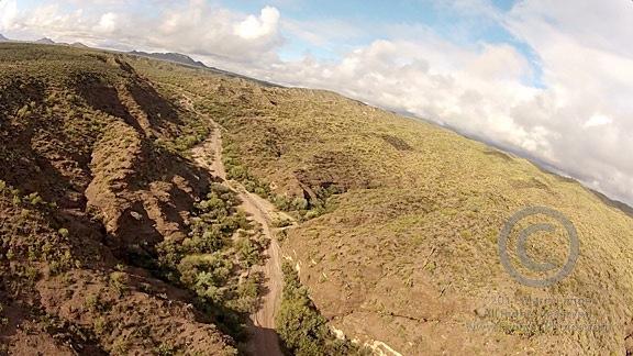 Canyon Near Verde River