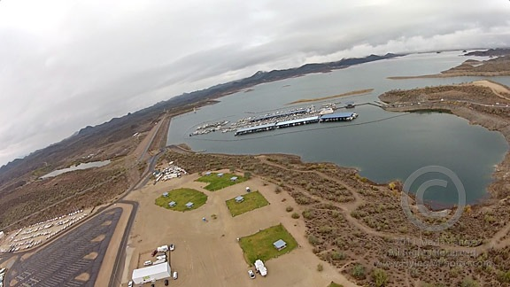 Marina at Lake Pleasant