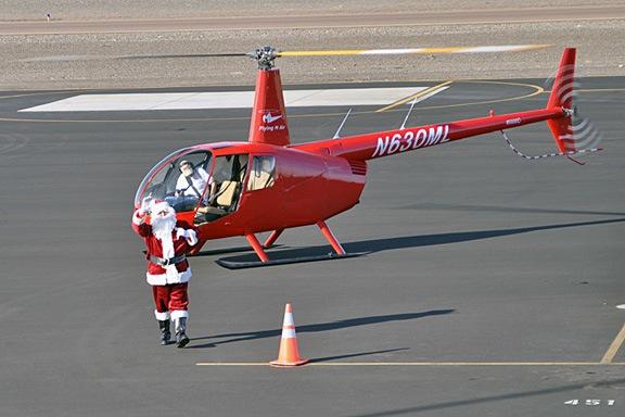 Santa's Departure