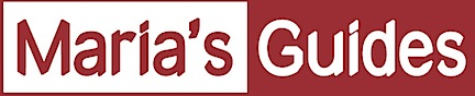 Maria's Guides Logo