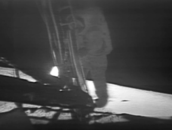 Apollo 11 First Step