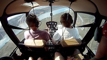 Cockpit Cam Shot